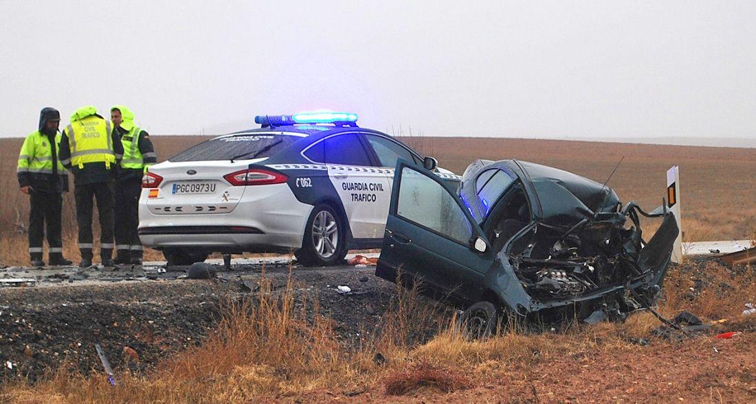 accidentes de tráfico con fallecidos