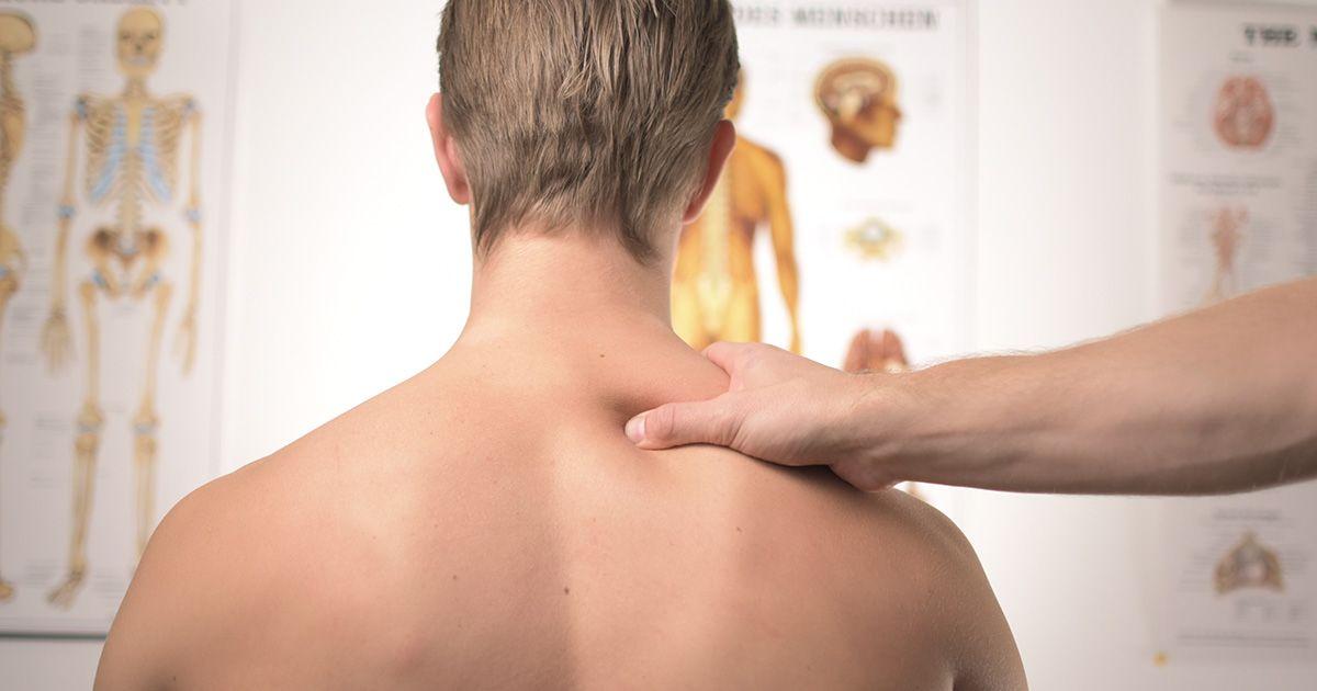 accidente de trafico con lesiones en el cuello