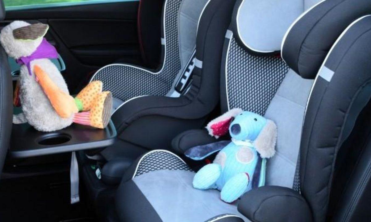 accidentes con sillas de bebés