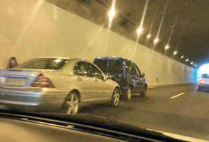 accidente tráfico málaga